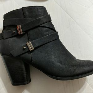 Charlotte Russe Shoes - Black ankle boots